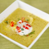 Sweet Corn Chowder – My New Favorite Soup