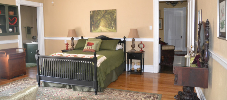 The Coleman House Bed and Breakfast in Harrodsburg KY is the perfect spot to lay your head when traveling through Kentucky.