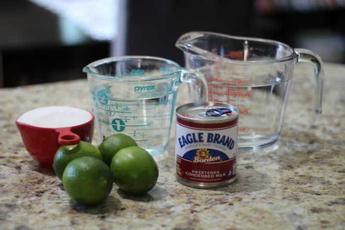 Brazilian Limeade is the perfect summertime drink!