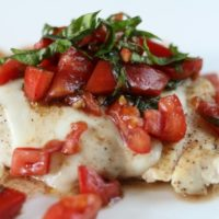 Bruschetta Chicken – You Will Definitely WANT to Make This Dish