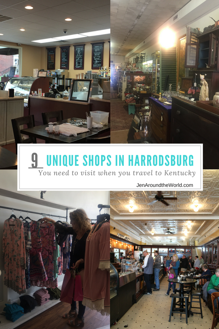 9 Unique Shops You Need to Visit When You Travel to Harrodsburg, KY