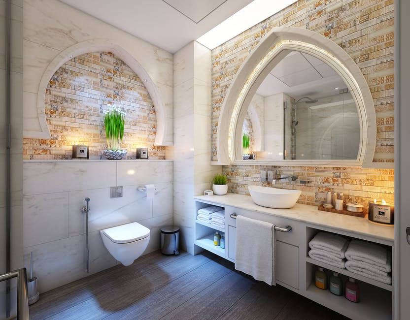 7 Steps to Designing Your Perfect Bathroom