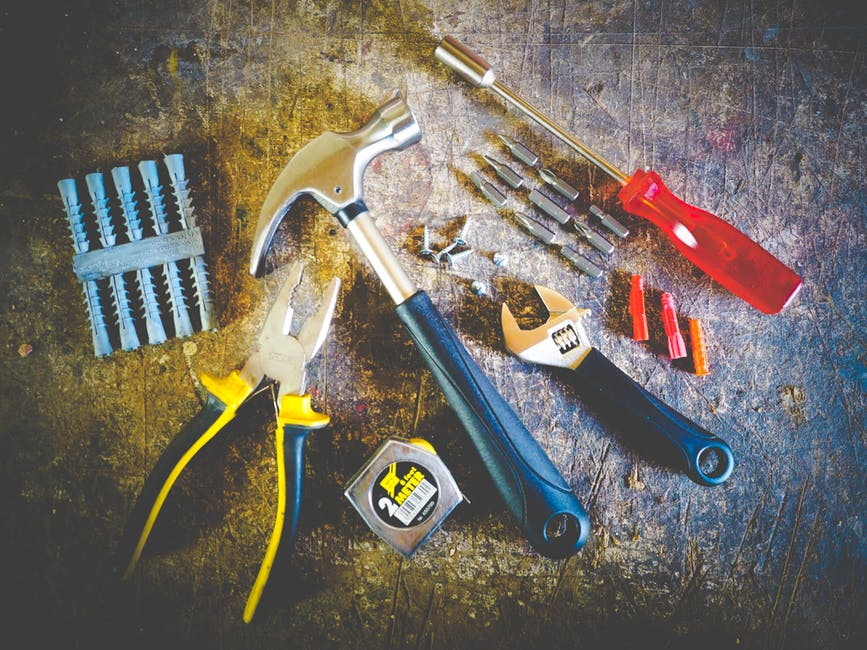 8 Basic Tools You Will Need to Pull off a DIY Home Renovation Project