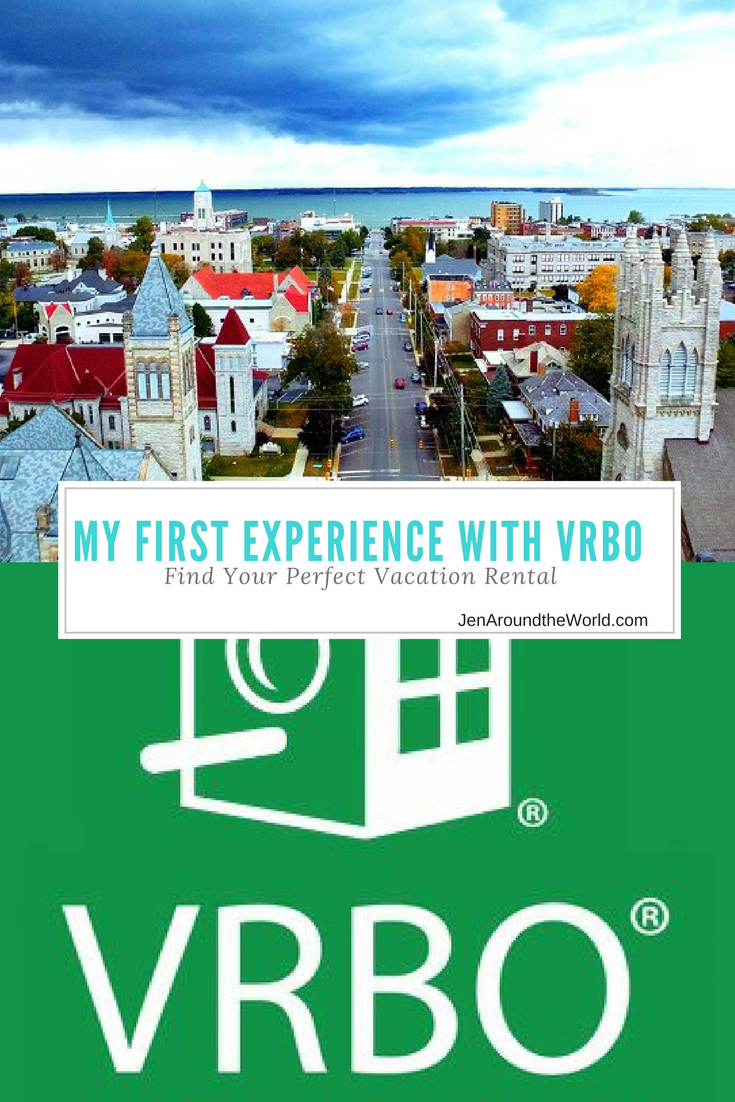 My first experience using VRBO