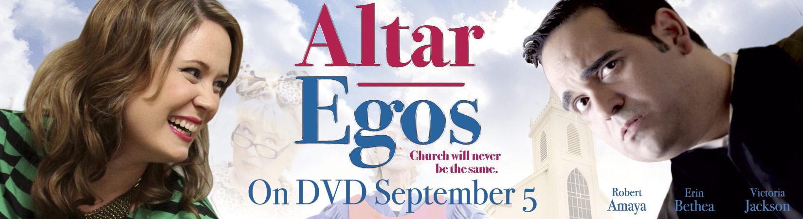 Altar Egos – A Hilarious Look at Church Life