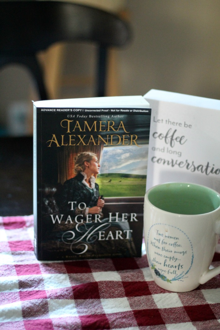 To Wager Her Heart is a great book that everyone needs to read.
