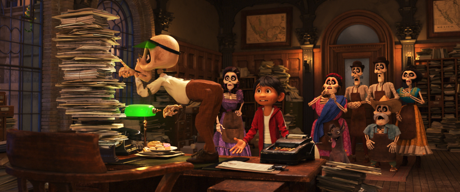 Disney Pixar's COCO – New Trailer & Poster Now Available