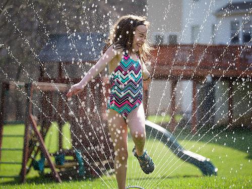 6 Ways to Help Your Kids Beat Summer Heat