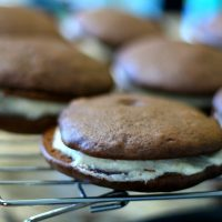 Old Fashioned Whoopie Pies