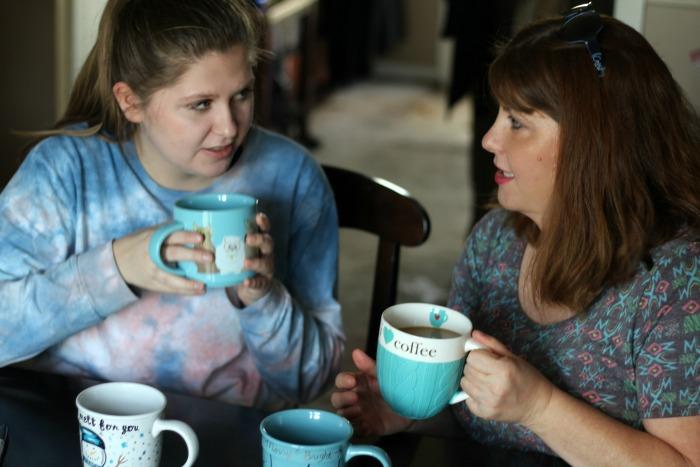Folgers Share a Cup DIY Sharpie Mug