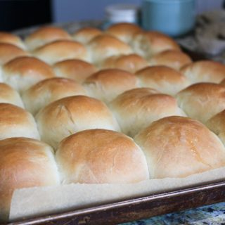 Bobby Flay's Parker House Rolls