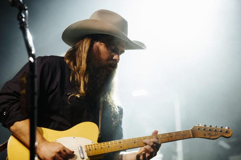 Country Singer Chris Stapleton Releases New Album: From A Room: Volume 2