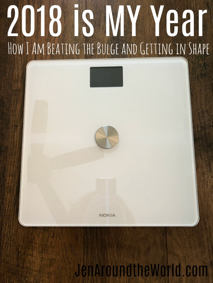 Here are 5 Ways I am Beating the Bulge and Getting in Shape