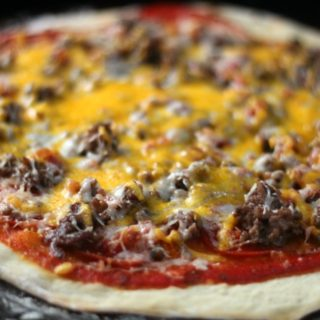 How to Make a 3 Meat Pizza