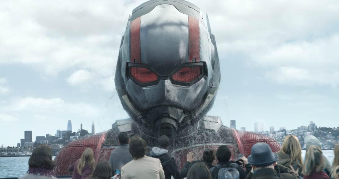 ANT-MAN AND THE WASP – Teaser Trailer & Poster Now Available
