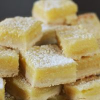 Ina Garten's Lemon Bars