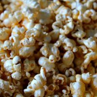 Chipotle Parmesan Popcorn