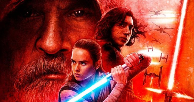 Star Wars: The Last Jedi Now Available on Blu-Ray and Combo Pack