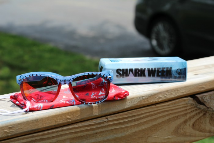 Celebrate Shark Week in Style this Year with Shark Inspired Glasses from Knockaround