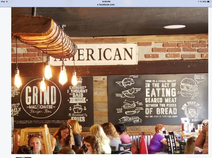 The Grind Mac and Cheese Burger Bar