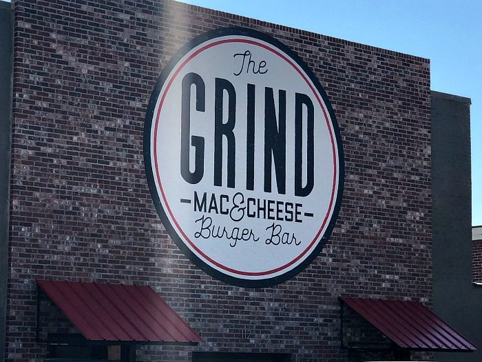 The Grind Mac and Cheese Burger Bar