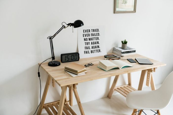 Create A Home Office Workspace That Prompts You To Get The Job Done