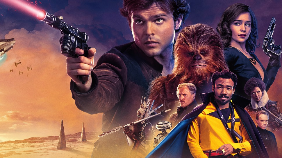 Lucasfilm's SOLO: A Star Wars Story Now Available on BluRay Combo Pack