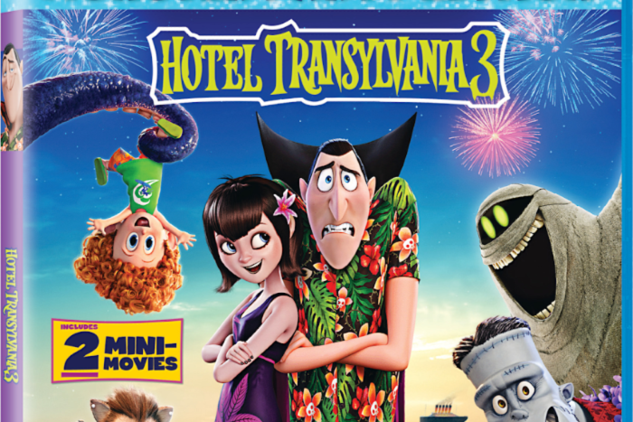 Grab Your Copy of Hotel Transylvania 3 on 10/9