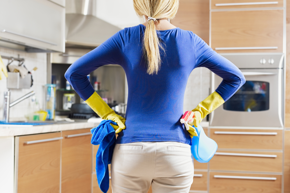 Reduce Cleaning Times with These Handy Tips