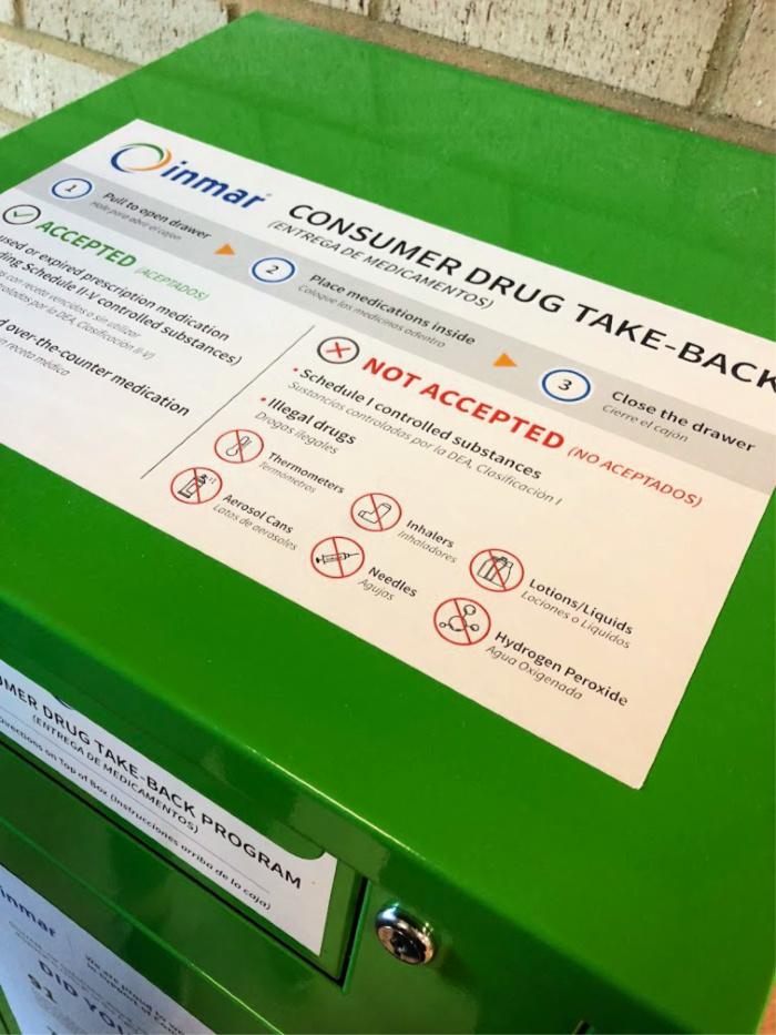 National Prescription Drug Take-Back Day - Let's Help Stop the Opioid Drug Problem