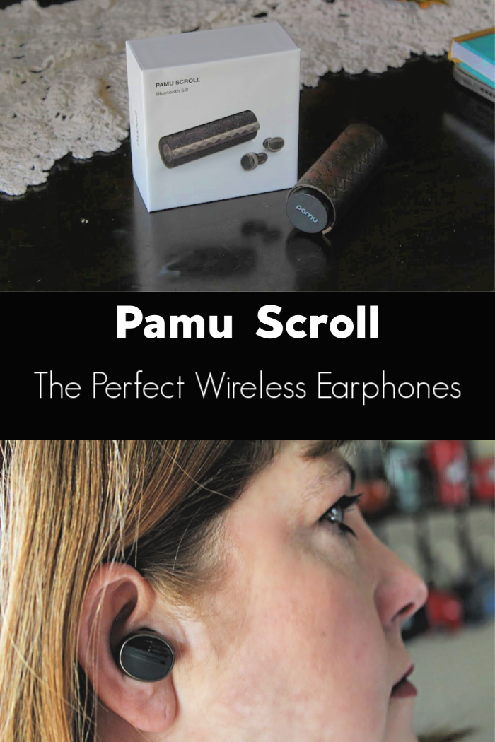 Pamu Scroll Wireless Earphones