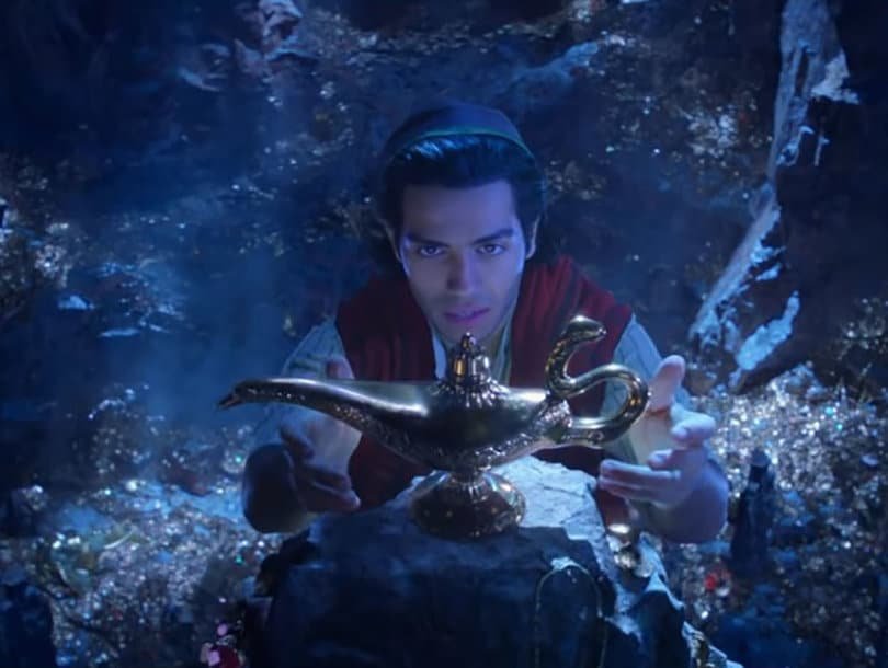 Disney's Aladdin – The Teaser Trailer is Finally Here!! #Aladdin