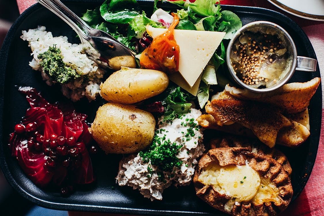 Healthy Fall Meal Ideas