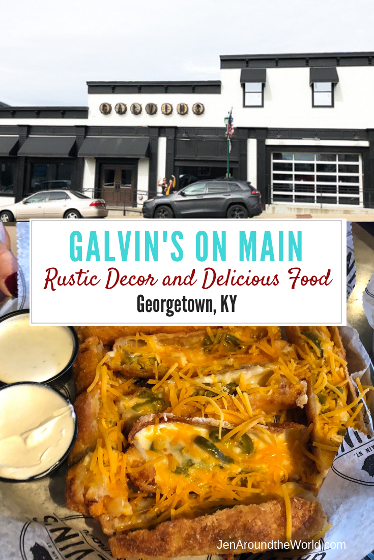 Galvin's on main