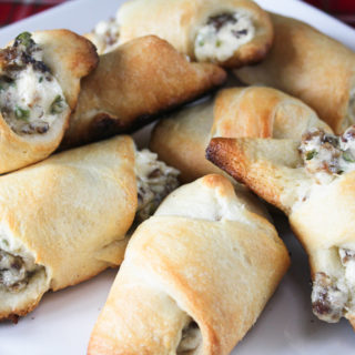 Jalapeño Cream Cheese Crescent Rolls