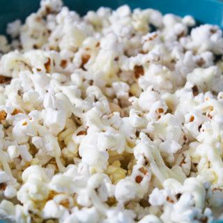 Movie Theater Stovetop Popcorn