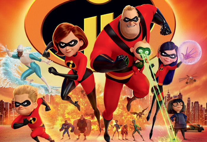 Incredibles 2 Featured