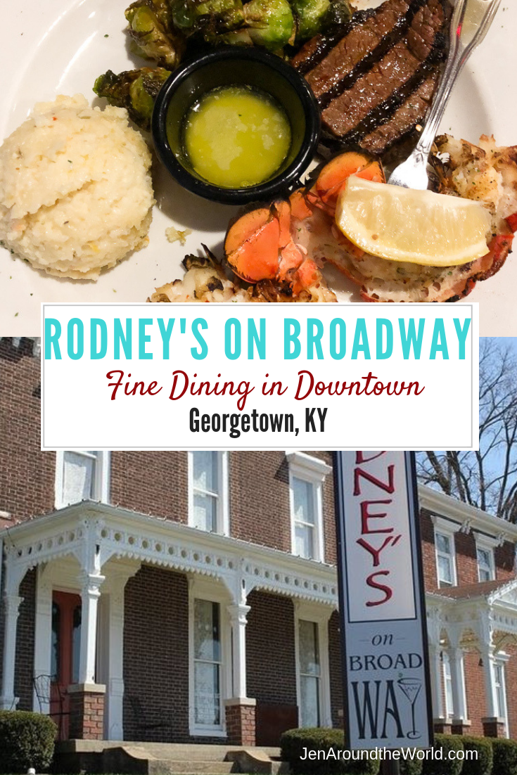 Rodney's on Broadway