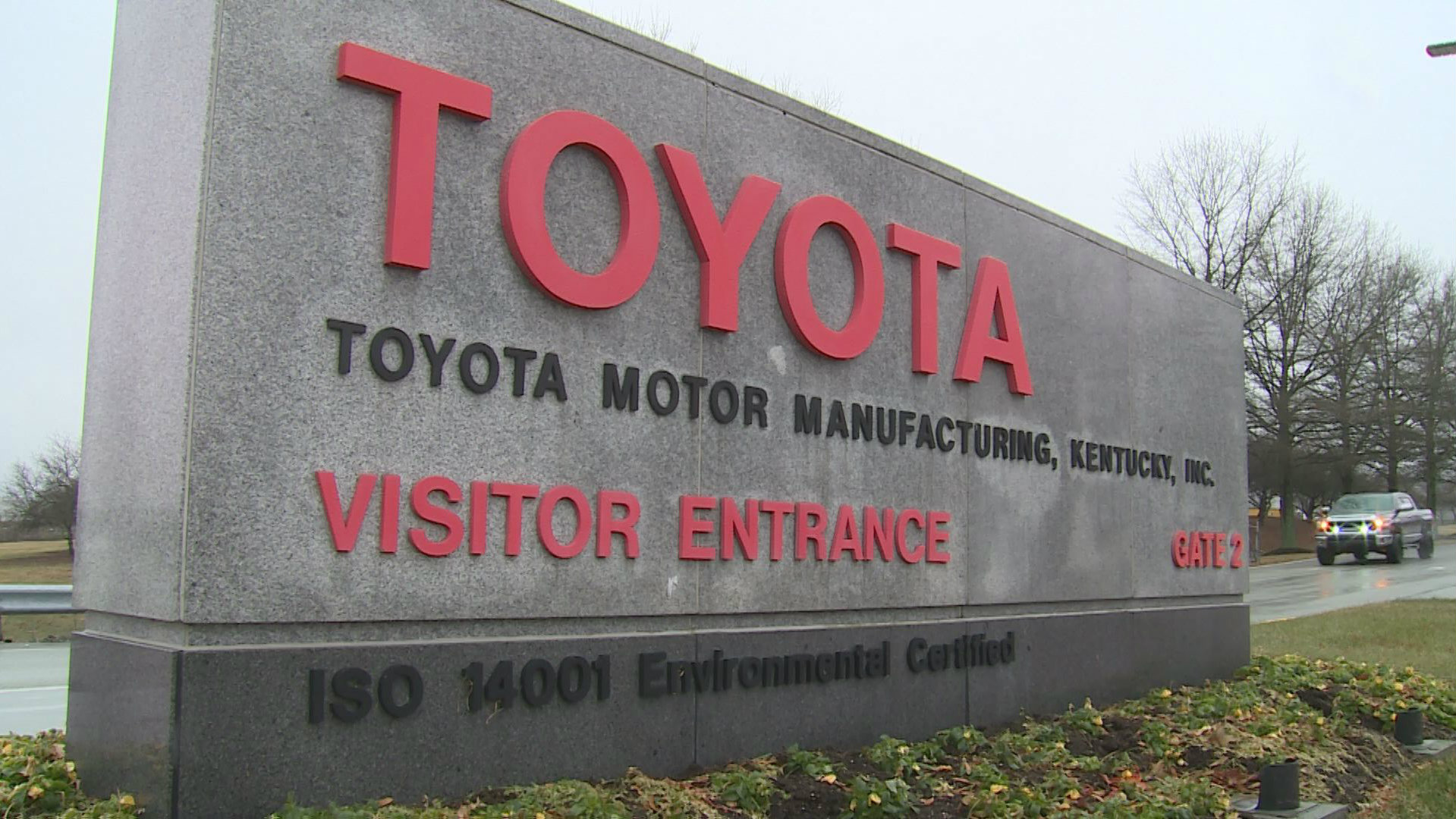 Toyota Motor Manufacturing Plant Tour