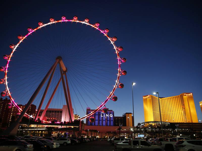 visiting Las Vegas