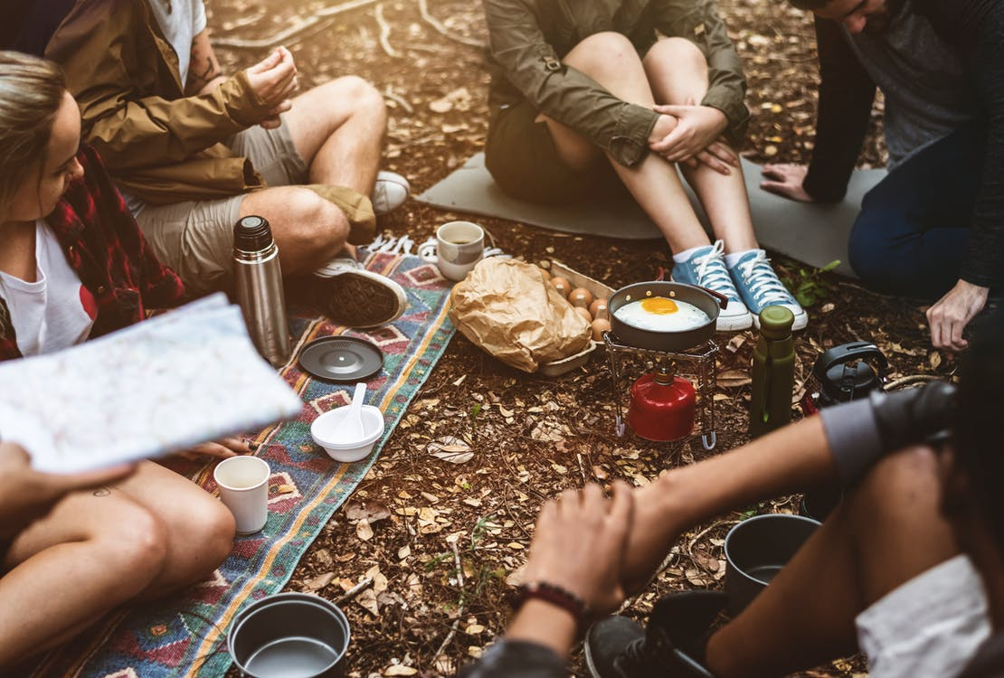 5 Tips for Doing a Family Camping Trip