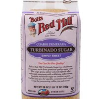 Bobs Red Mill Sugar Turbinado Coarse, 28 oz