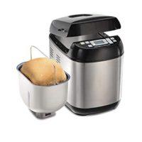 Hamilton Beach (29885) Bread Maker 2 Lbs. Capacity Stainless Steel