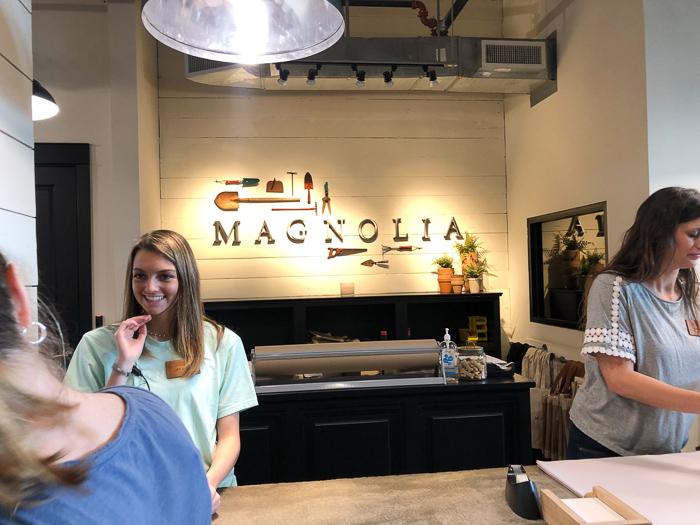 Visiting Waco Texas, Magnolia Market, and Magnolia Table