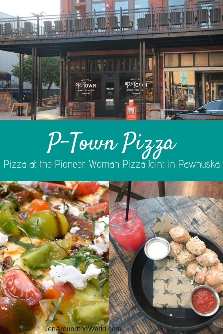 p-town pizza