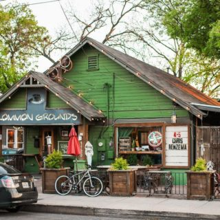 coffee shops Waco Texas