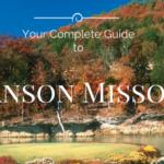 Branson Missouri travel guide