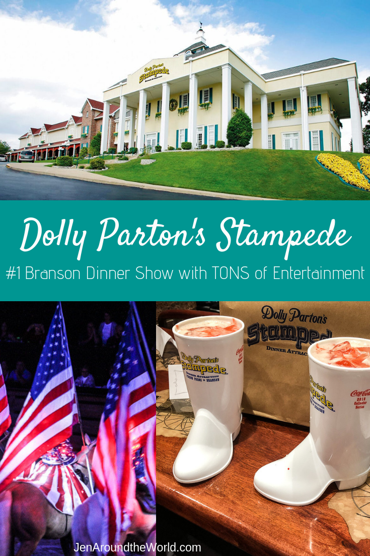 Dolly Parton's Stampede is a Must See Branson Show-2