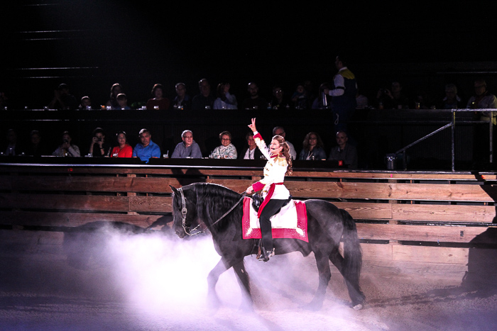 Dolly Parton's Stampede is a Must See Branson Show