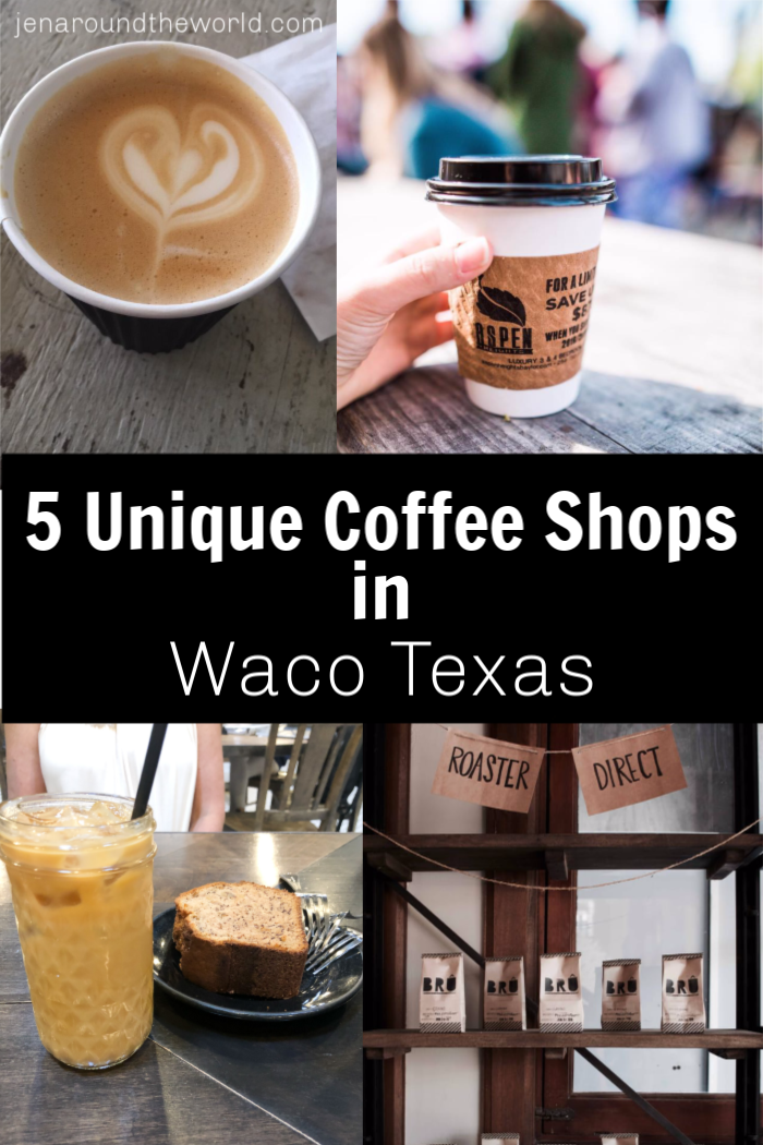 coffee shops Waco Texas